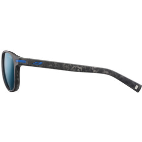 Julbo Galway Polarized 3 Sunglasses matt tortoiseshell grey/blue